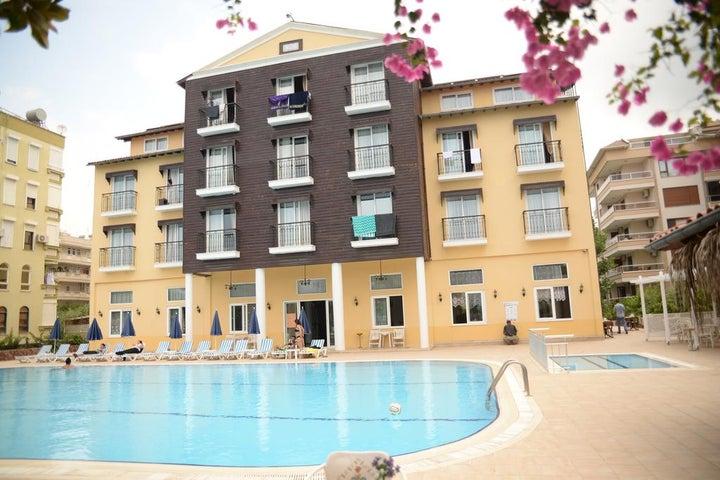 Sevki Bey Hotel in Alanya, Antalya, Turkey