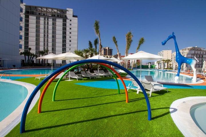 Suitopia Sol y Mar Suites Hotel in Calpe, Costa Blanca, Spain