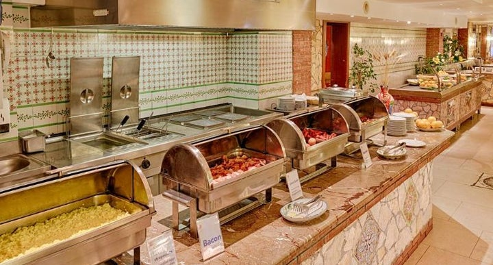 Hotel Antares le Terrazze in Letojanni, Italy | Holidays from €476pp ...