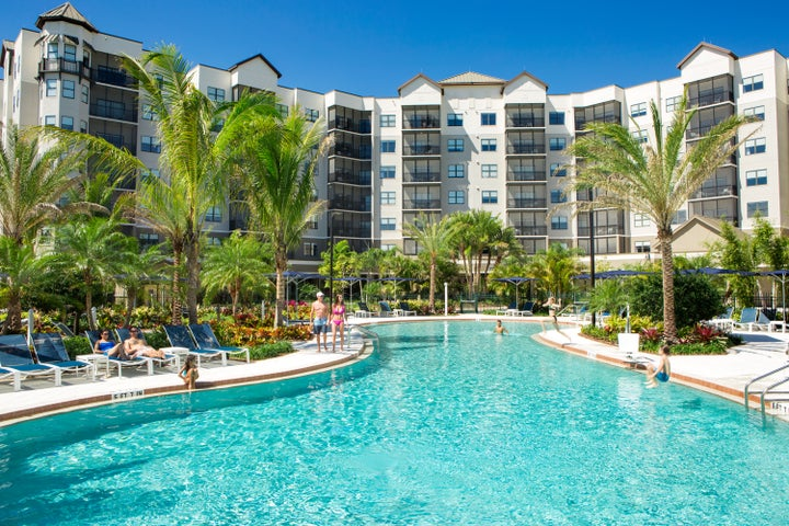 The Grove Resort & Spa Orlando in Orlando, Florida, USA