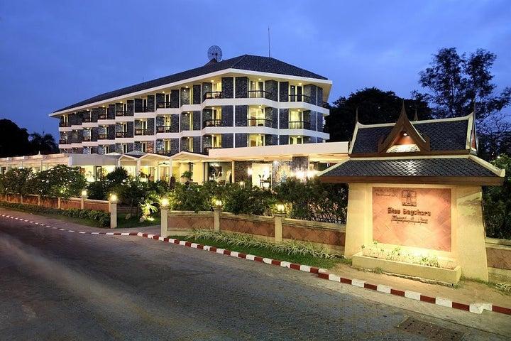 Siam Bayshore Resort in Pattaya, Thailand