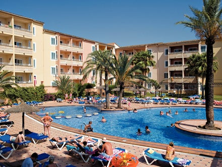 Aquasol Aparthotel in Palma Nova, Majorca, Balearic Islands