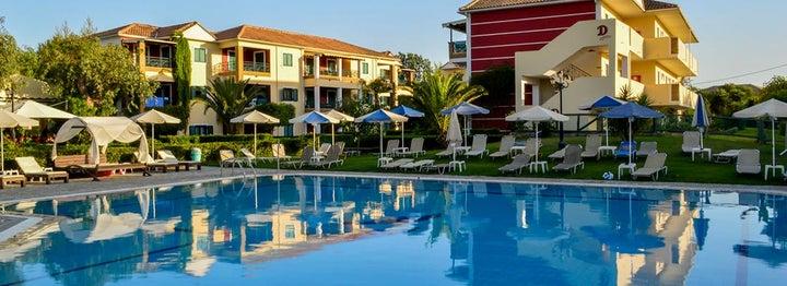 Amaryllis Aparthotel Zakynthos in Kalamaki, Zante, Greek Islands