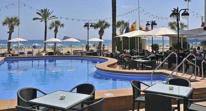 Sol costablanca hotel in benidorm spain holidays from - Swimming pool repairs costa blanca ...