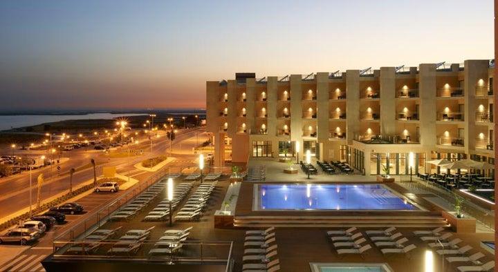 Real Marina Hotel & Spa in Olhao, Algarve, Portugal