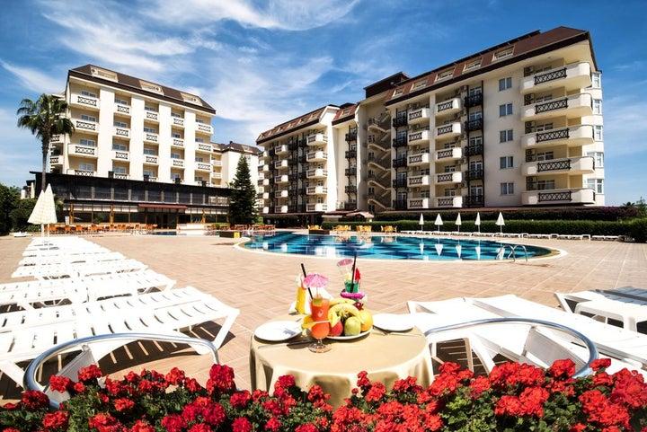 Titan Garden Hotel in Konakli, Antalya, Turkey