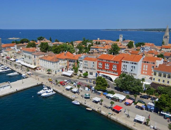 Valamar Riviera & Villa Parentino in Porec, Istrian Riviera, Croatia