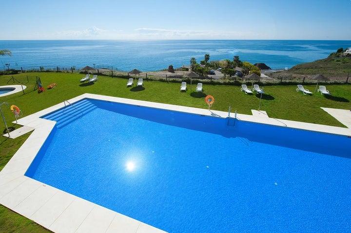 Apartments Fuerte Calaceite in Torrox, Costa del Sol, Spain