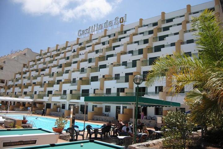 Castillo De Sol Apartments in Puerto Rico (GC), Gran Canaria, Canary Islands