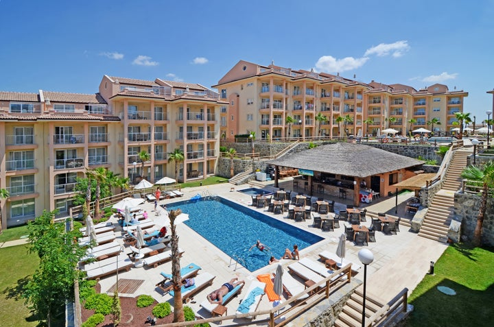 Kusadasi Golf And Spa Resort in Kusadasi, Aegean Coast, Turkey