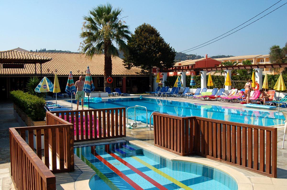 Summertime Village