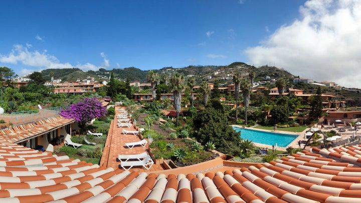 Quinta Splendida Wellness and Botanical Garden in Canico de Baixo, Madeira, Portugal