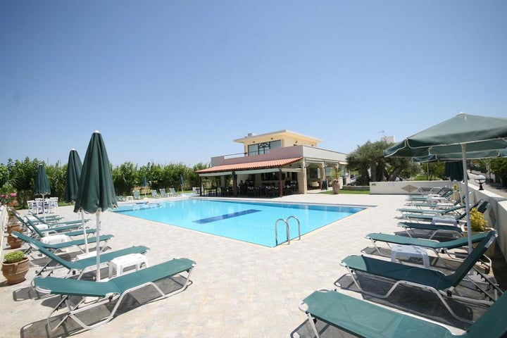 Mediterranean Studios in Kissamos, Crete, Greek Islands
