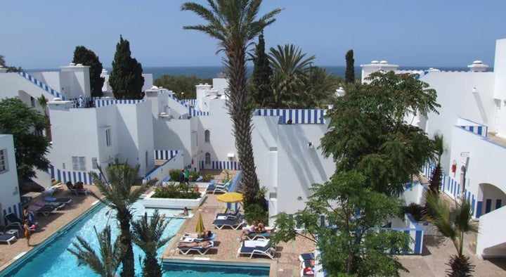 Tagadirt Appart-Hotel in Agadir, Morocco