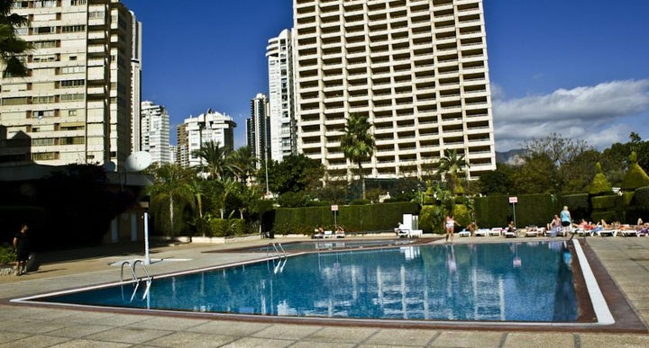 Click Benidorm Vistamar Apartments in Benidorm, Spain ...