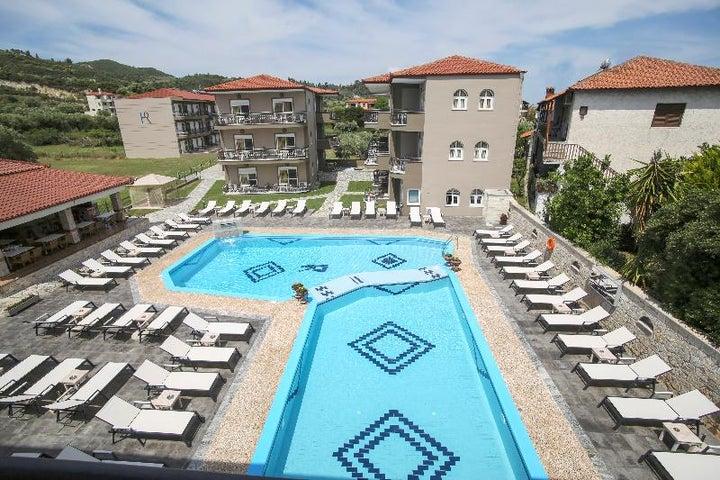 Royal Hotel in Polichrono, Halkidiki, Greece