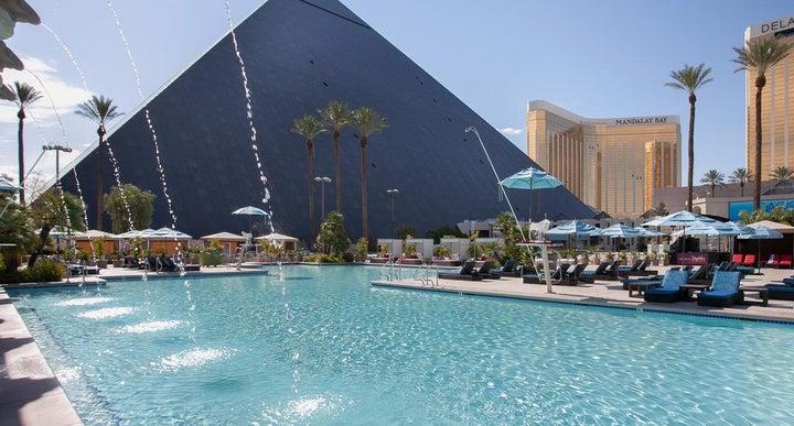 Luxor Hotel And Casino In Las Vegas Usa Loveholidays