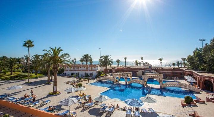Club Al Moggar Garden Beach in Agadir, Morocco