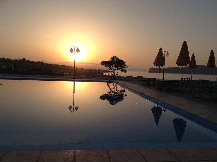Top Hotel in Stalos, Crete, Greek Islands