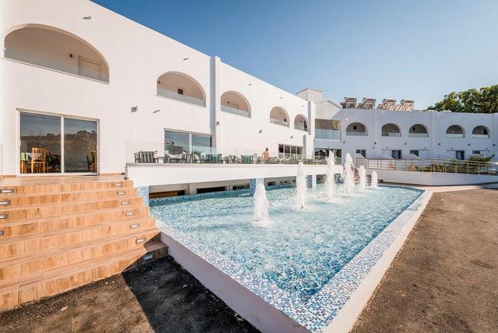 Belmare Hotel in Lardos, Rhodes, Greek Islands