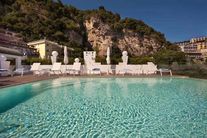 Rivage Hotel in Sorrento, Neapolitan Riviera, Italy