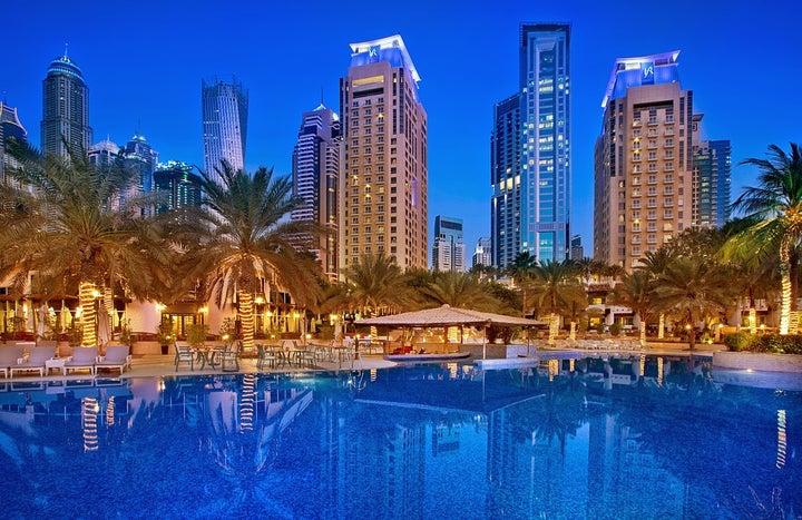 Habtoor Grand Resort & Spa, Autograph Collection in Jumeirah Beach, Dubai, United Arab Emirates