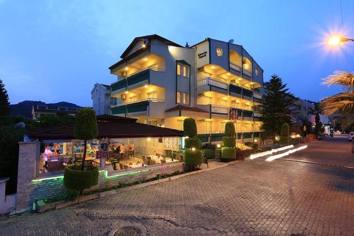 Amaris Apartments in Marmaris, Dalaman, Turkey
