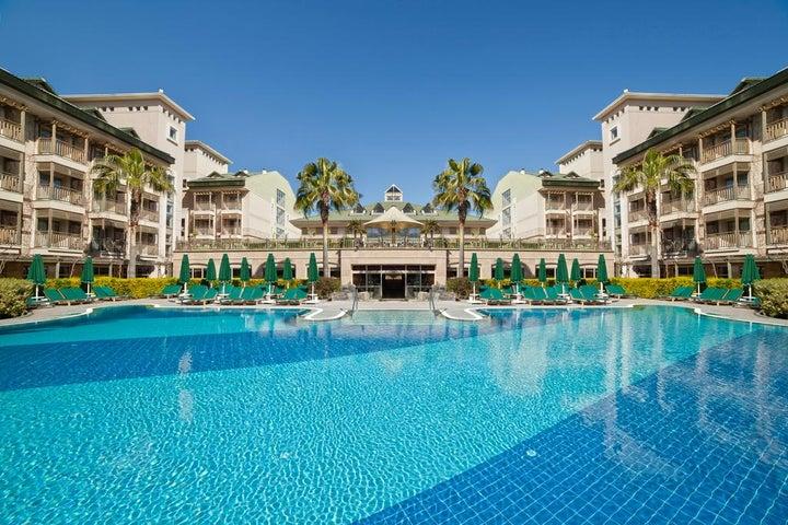 Can Garden Resort in Side, Antalya, Turkey