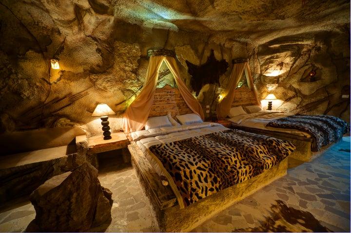 Caves Beach Resort Hurghada Image 45