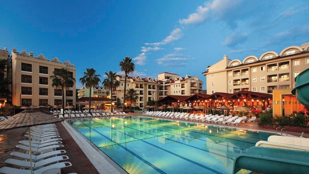 Julian Club Hotel In Marmaris Turkey Holidays From 320pp Loveholidays