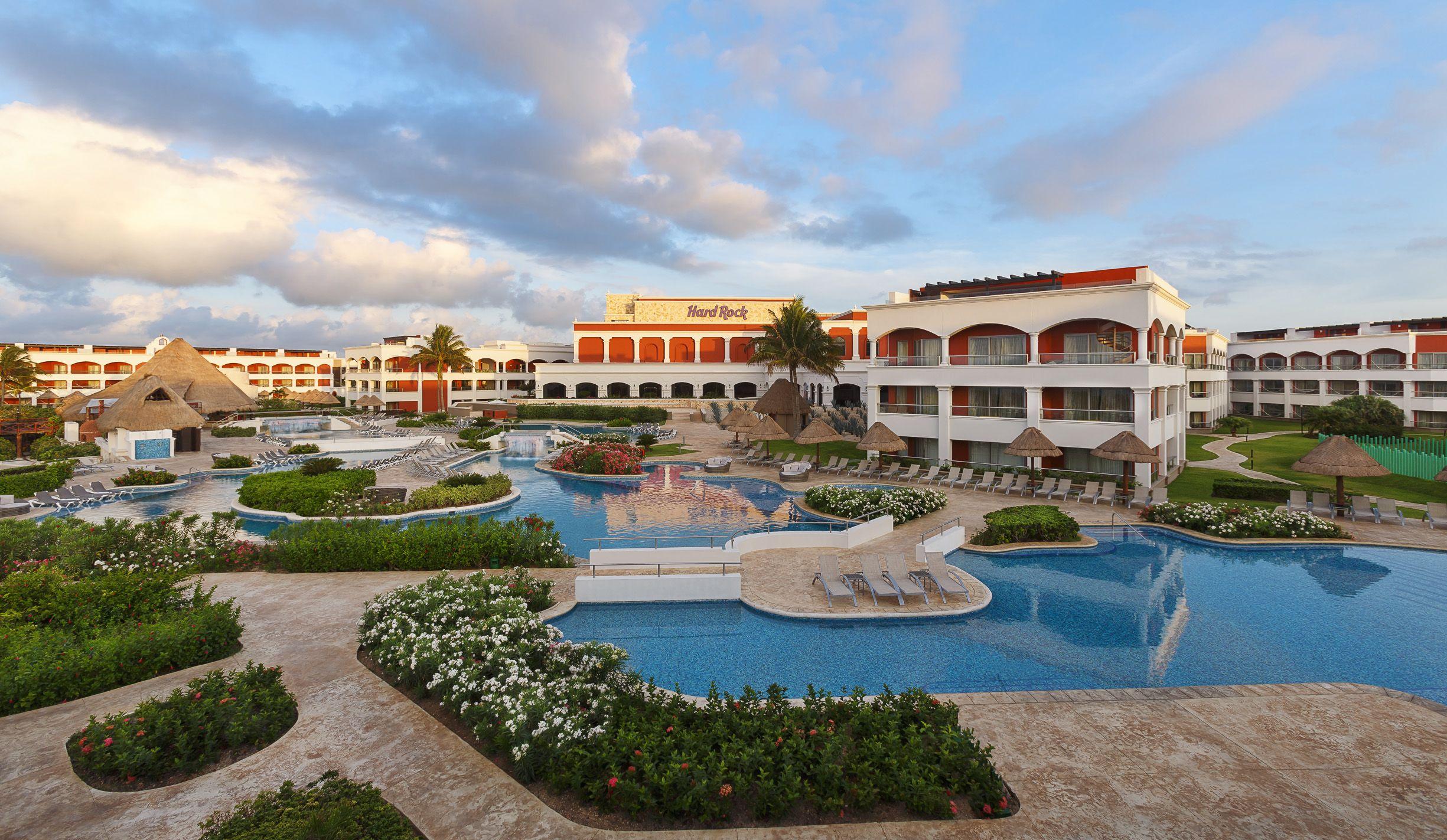 Hard Rock Hotel Riviera Maya Hacienda In Puerto Aventuras Mexico Holidays From 1193pp Loveholidays