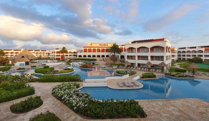 Hard Rock Hotel Riviera Maya Hacienda in Puerto Aventuras, Mexico
