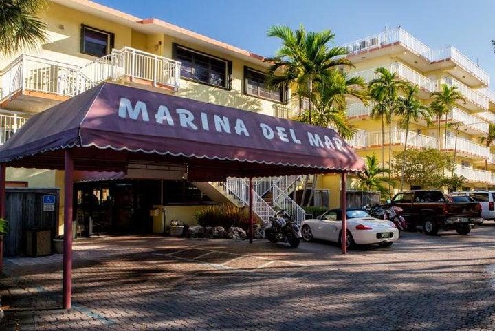 Marina del Mar Key Largo in Key Largo, Florida, USA