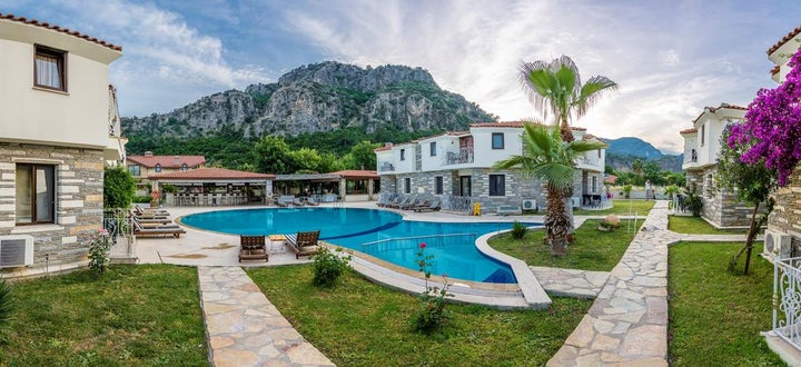 Hotel Calypso Plus in Dalyan, Dalaman, Turkey