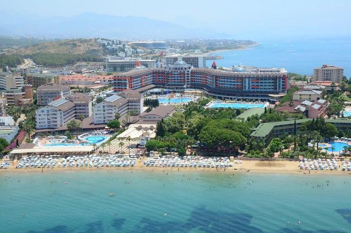 Club Lonicera World in Alanya, Antalya, Turkey