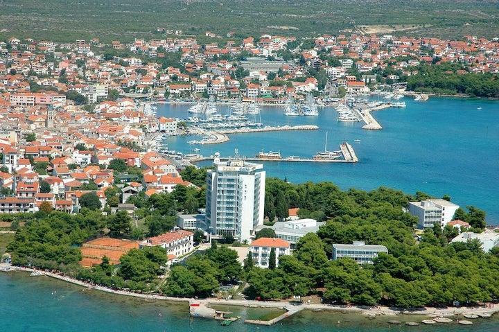 Punta Vodice Hotel in Vodice, Central Dalmatia, Croatia