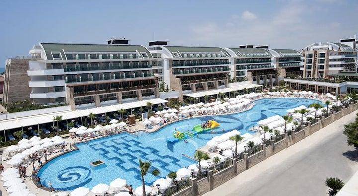 Crystal Waterworld Resort And SPA Image 6