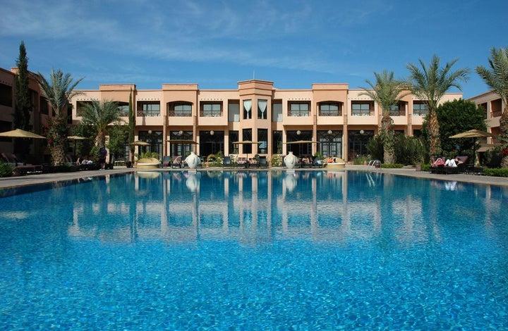 Zalagh Kasbah Hotel & Spa in Marrakech, Morocco