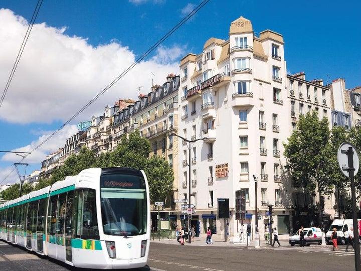 Inter-Hotel Paris Porte d'Orléans Acropole in Paris, Ile de France, France