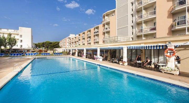Hotel Globales Playa Santa Ponsa in Santa Ponsa, Majorca, Balearic Islands