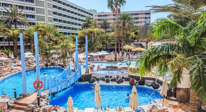 IFA Buenaventura in Playa del Ingles, Gran Canaria, Canary Islands