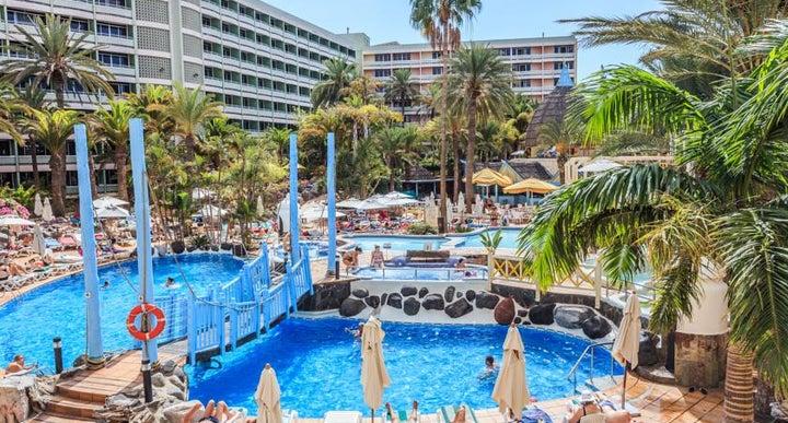 Gran Canaria Playa De Ingles Hotel Ifa Buenaventura
