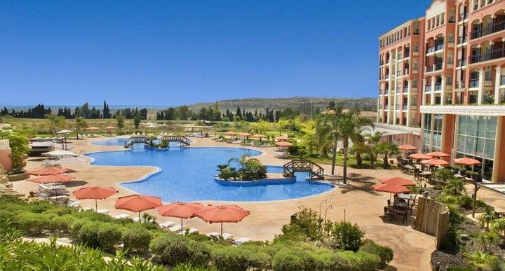 Bonalba alicante in alicante spain holidays from 252pp - Swimming pool repairs costa blanca ...