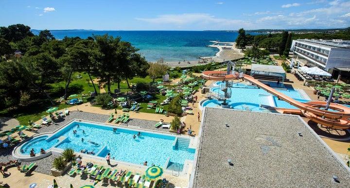 Zadar Beach Hotel Club Funimation