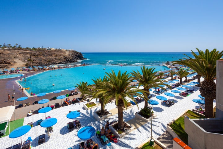 Annapurna Hotel Tenerife (ex Alborada Beach Club) in Costa del Silencio, Tenerife, Canary Islands