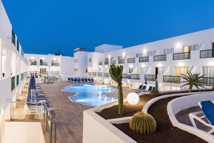 Caledonia Dunas Club Apartments in Corralejo, Fuerteventura, Canary Islands