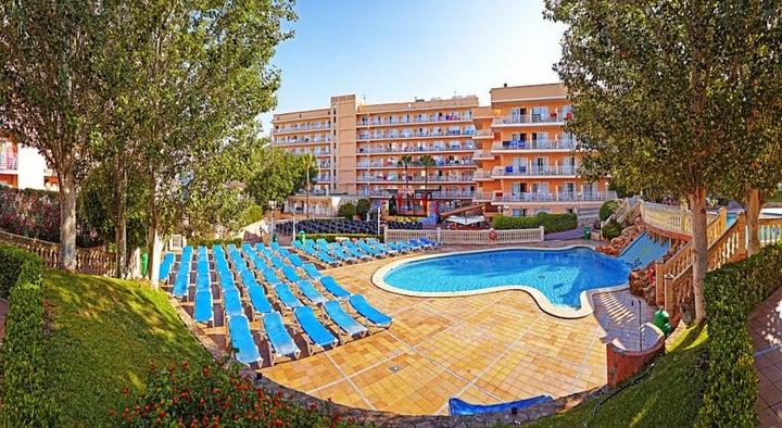 Palma Bay Club Resort in El Arenal, Majorca, Balearic Islands
