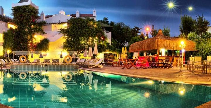 Goldengate Hotel in Kusadasi, Aegean Coast, Turkey