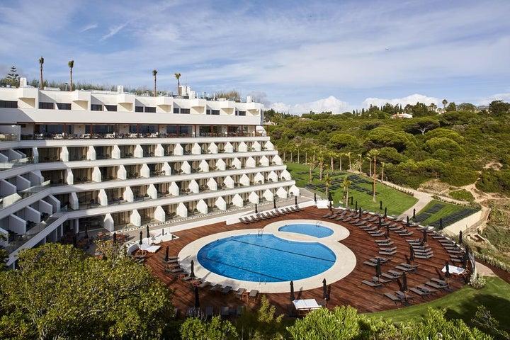 Tivoli Carvoeiro Hotel in Carvoeiro, Algarve, Portugal