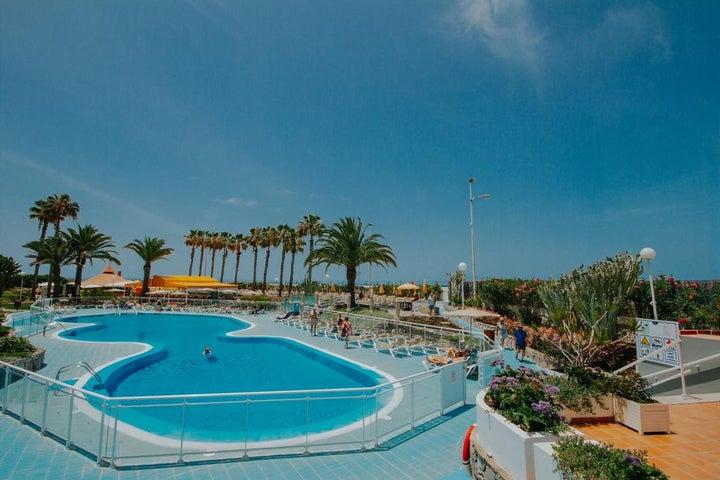 Servatur Green Beach in Arguineguin, Gran Canaria, Canary Islands
